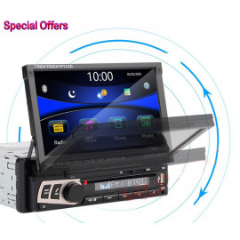 7'' Universal Car Touch Player