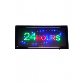 24 Hours Animated LED Sign