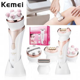 Multifunctional Rechargeable Facial Hair Removal Epilator