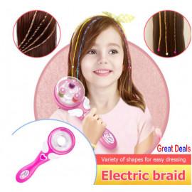 Braided Hair Machine