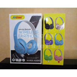 Wireless Earphones With Speaker