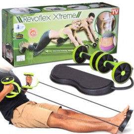 Xtreme Double Roller Abdominal Trainer
