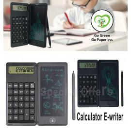 Calculator E-writer
