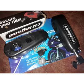 Motorcycle Locker