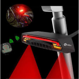 Bicycle Wireless Control Rear LED Light