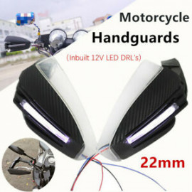 2x Universal Motorcycle Hand Guards