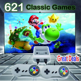 621 Games TV Console