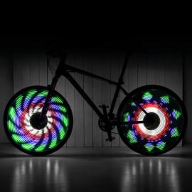 Bicycle Wheel Spoke Light Led