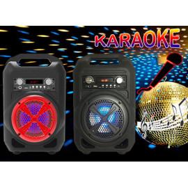 Mini Box Speaker with Karaoke