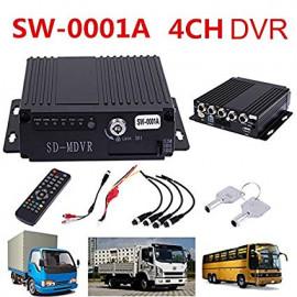 12v - 24v Vehicle Tracker - Alarm System
