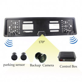 Parking Sensor with Camera