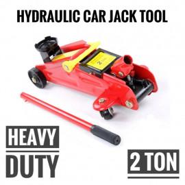 Hydraulic Car Jack Tool Set 2Ton