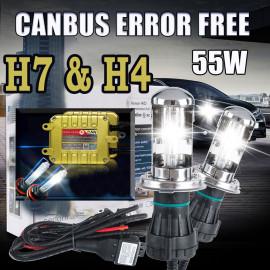 Error Free/Canbus Xenon System