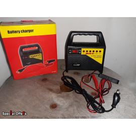 6 - 12v Battery Charger