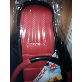 Car front seat cover set