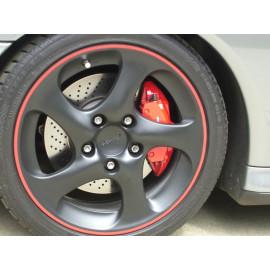 Wheels Rims Sticker Stripes