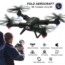 F16 Foldable  Drone with Camera