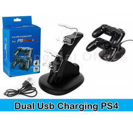 PS4 Dual USB Charger