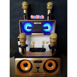 CAT Karaoke Speaker