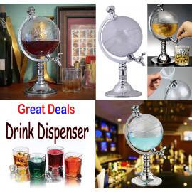 Globe Drink Dispenser