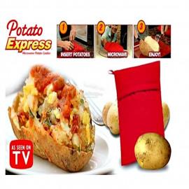 Microwave Potato Cooker