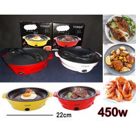 Electric Frying-Baking Pan