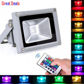 RGB Led with control