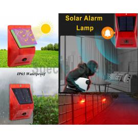 Solar Alarm Lamp - Repeller