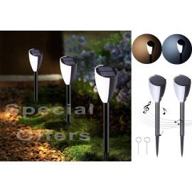 Solar Music Lamp