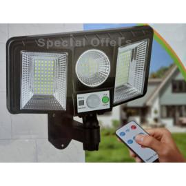 2 x Sensor Auto Solar Light