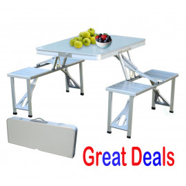 Outdoor Portable Picnic Table