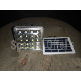Solar Hanging LED Lamp With Hook